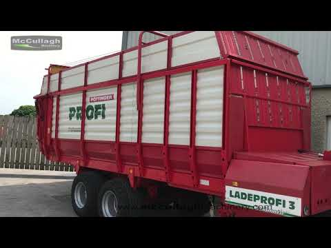 Pottinger Profi Silage Wagon