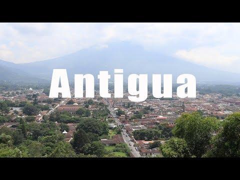 Antigua, Guatemala - Canon 80D - Virtual Trip