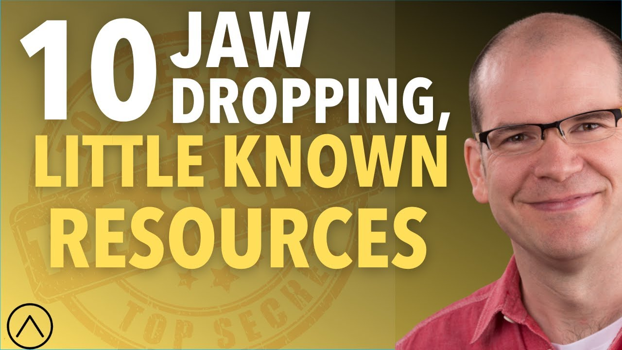 Download 10 Jaw-Dropping, Little Known Resources to Help Your Business