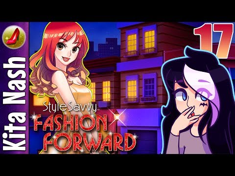 Style Savvy Fashion Forward Gameplay: OUTFIT FOR ADELAIDE |PART 17| Let's Play Walkthrough 3DS