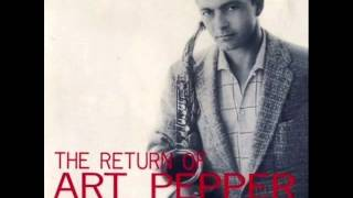 Art Pepper Quartet - You Go to My Head
