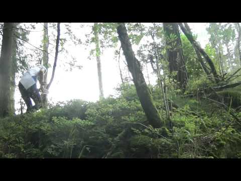 Orienteering Holmenkollen Nordic Tour women 2012  (uredigert amatørvideo)
