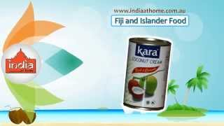 Fiji and Islander Food Products | India At Home