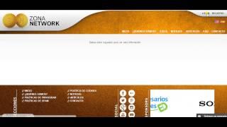Zona Network Tutorial compañia de publicidad ADPV Republica Dominicana