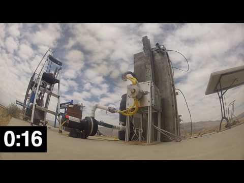 Harvey Mudd College – Liquid Rocket Engine Testing