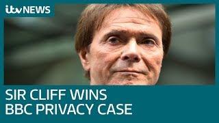 Sir Cliff Richard speaks of his