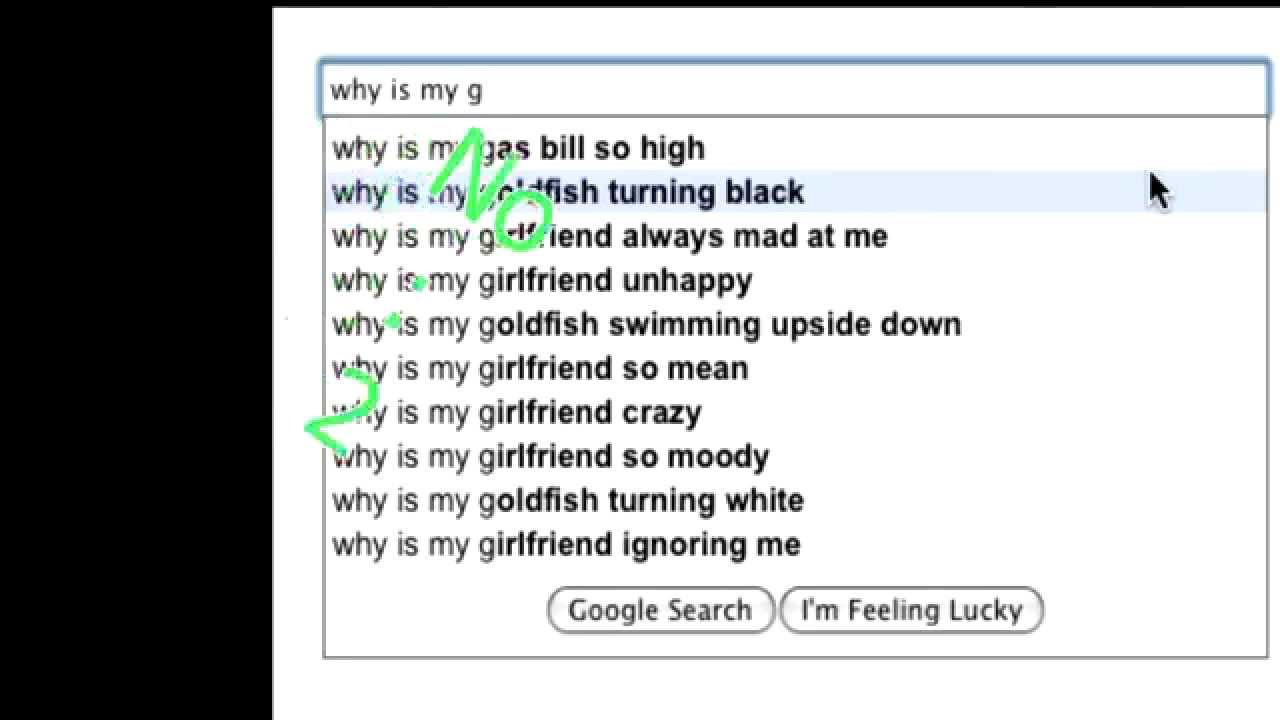Funny Google Results