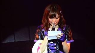 豊田早姫 卒業ライブ 【パワースポット公式サイト】 http://powerspot-i...