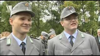 Vom Rekruten zum Soldaten - Gelöbnis in der Bundeswehr