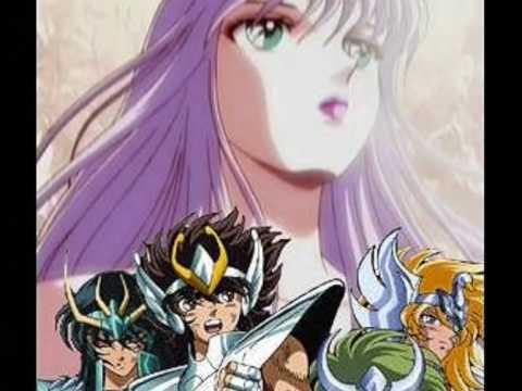 Seiya love Saori