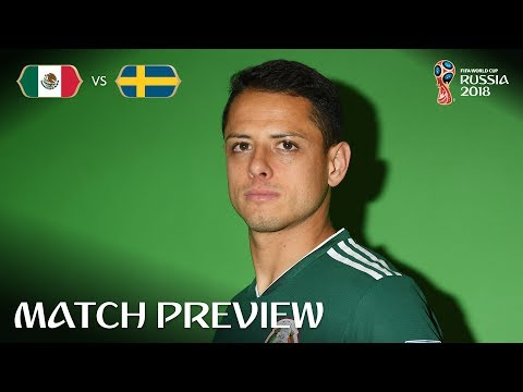 Javier HERNANDEZ (Mexico) - Match 44 Preview - 2018 FIFA World Cup™