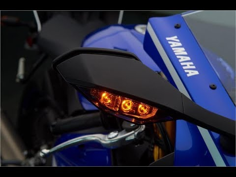 Bocoran All New Yamaha R25 Abs 3 Cylinder 2018 Youtube