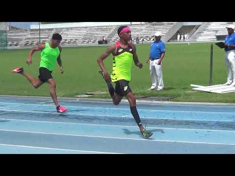 Eric Edwards, Oregon commit, wins 110 hurdles in Cuba for Team NSAF