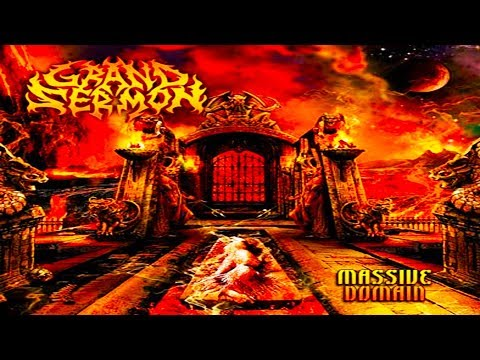 GRAND SERMON - Massive Domain [Full-length Album] Death Metal