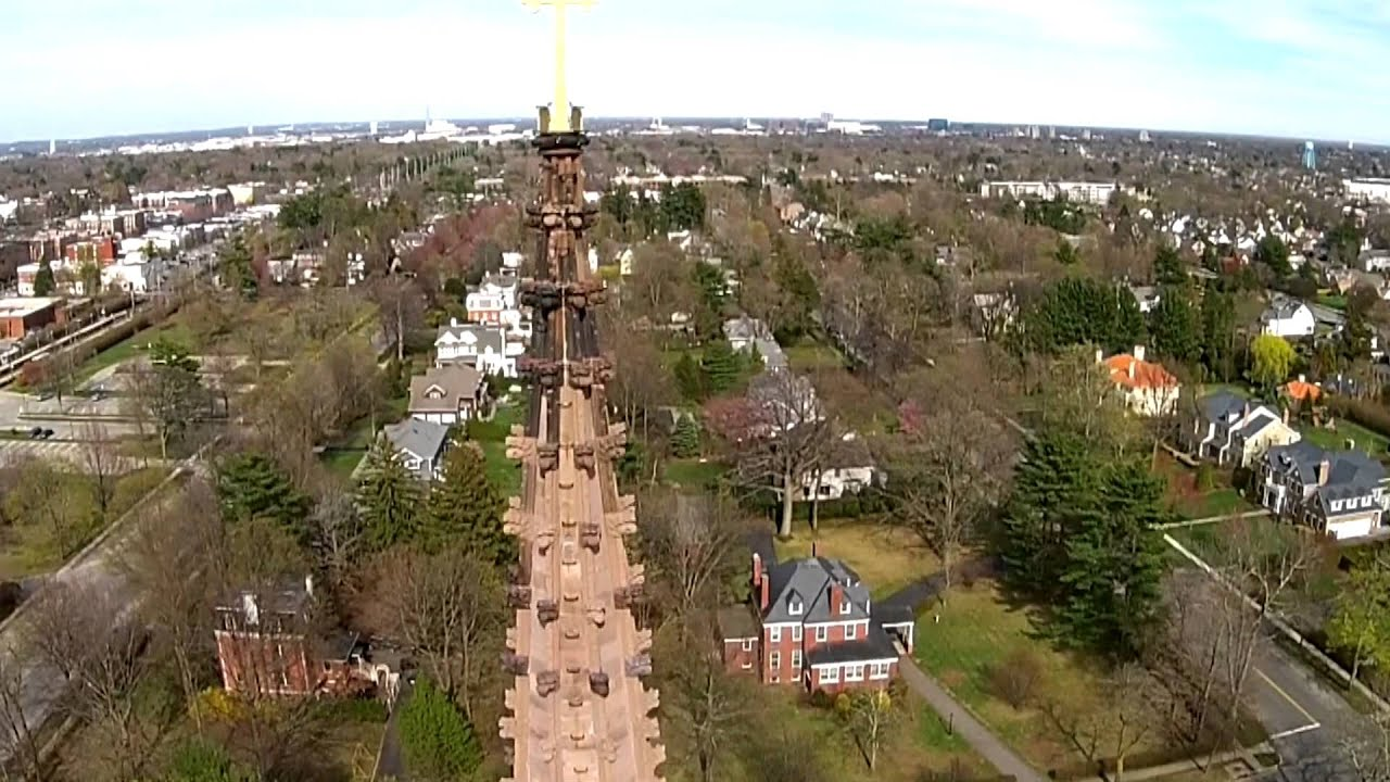 Cathedral Of The Incarnation In Garden City Long Island Youtube