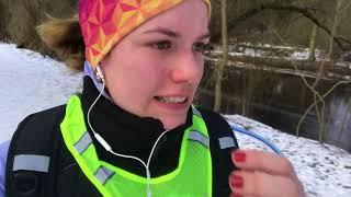 Woche 18 - Sibirischer Kälteeinbruch - Mein erster Marathon