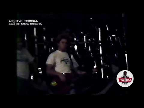 Herbert Vianna tocando Santana 1989 Rara passagem de som dos Paralamas!