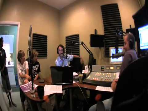 Z99 FM (Cayman Islands) In-Studio Interview