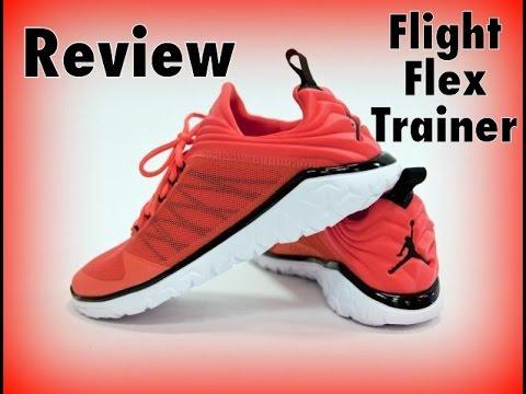 Sneaker Review  Jordan Flight Flex Trainer Running Shoe  f0ba398dd