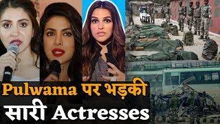 Pulwama    Bollywood    Actresses