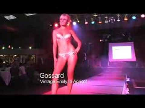 Gossard Lingerie Fashion Show!