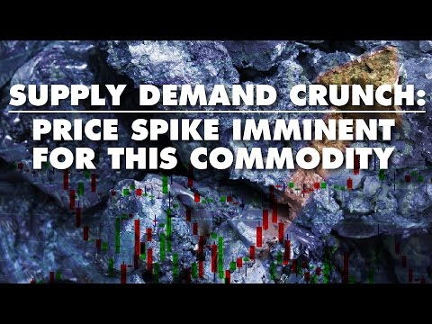 Supply Demand Crunch: Price Spike Imminent for this Commodity - Hugh Rogers of Kootenay Zinc