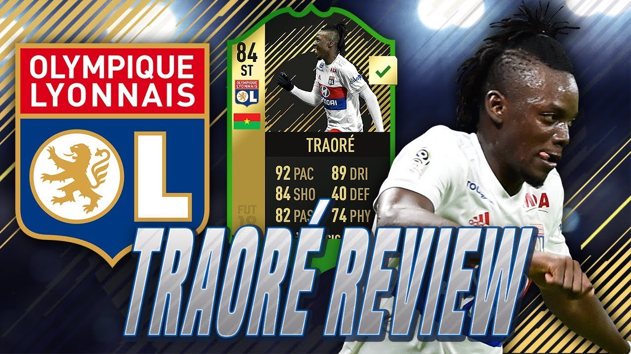 Fifa 18 Inform Traore 84 Player Review Don T Buy This Card Youtube