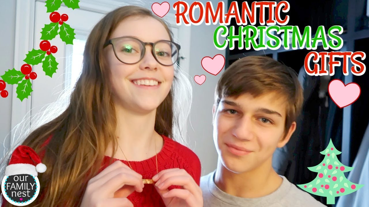 most romantic christmas gifts youtube. Black Bedroom Furniture Sets. Home Design Ideas
