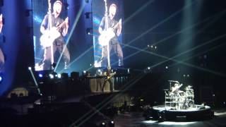 Nickelback Gotta Be Somebody live at Staples Center Los Angeles 6/15/2012