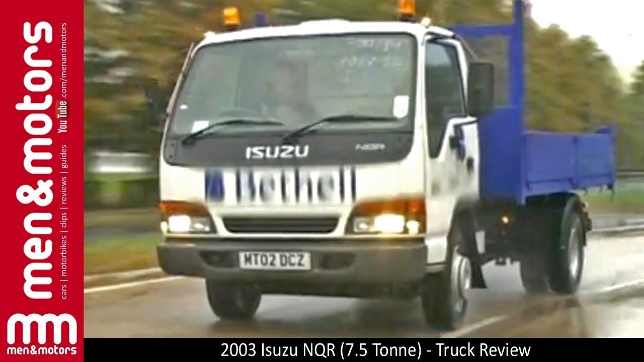 medium resolution of 2003 isuzu nqr 7 5 tonne truck review