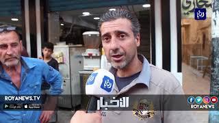 اقبال كبير على عصائر ومشروبات رمضان في محافظة الزرقاء - (1-6-2018)