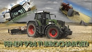 Fendt 924 Turbo [GoPro] Man Powered