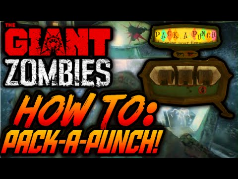 how to train zombies in black ops 3 the giant