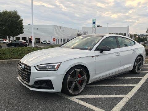 2019 Audi S5 Sportback Prestige - Complete Overview