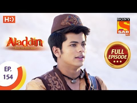 Aladdin - Ep 154 - Full Episode - 19th March, 2019