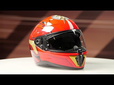 HJC i 70 The Flash Helmet Review