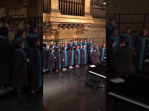 New Haven High Schools Choral Festival: High School In The Community Chorus.