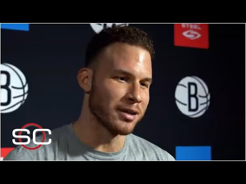 Blake Griffin is hungry for a championship with the Nets | SportsCenter