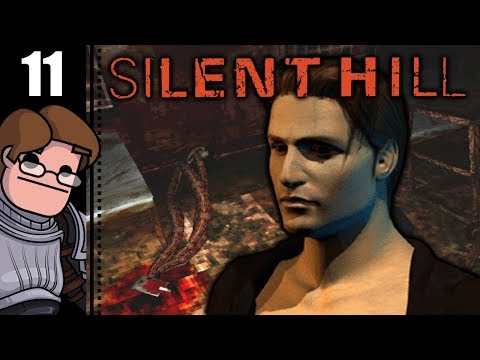 Let's Play Silent Hill Part 11 - Green Lion Antiques