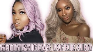 Video JACKIE AINA ACCUSES PETTY PAIGE OF HACKING AND THEFT download MP3, 3GP, MP4, WEBM, AVI, FLV Agustus 2018