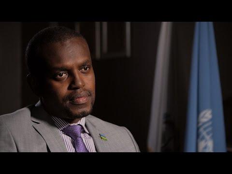 Jean B. Mutangana - National Prosecutor; Head, International Crimes Unit, Rwanda