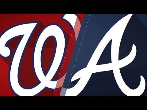 5/19/17: Suzuki, Swanson lead Braves to victory