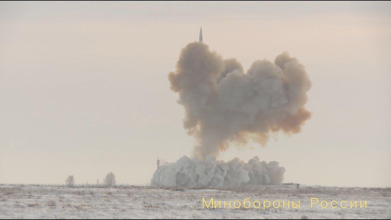 Гиперзвуковый комплекс «Авангард» прошел испытания