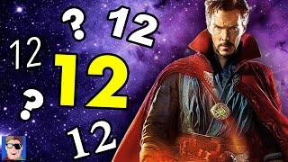 Marvel's Strange Use of the Number 12 Explained