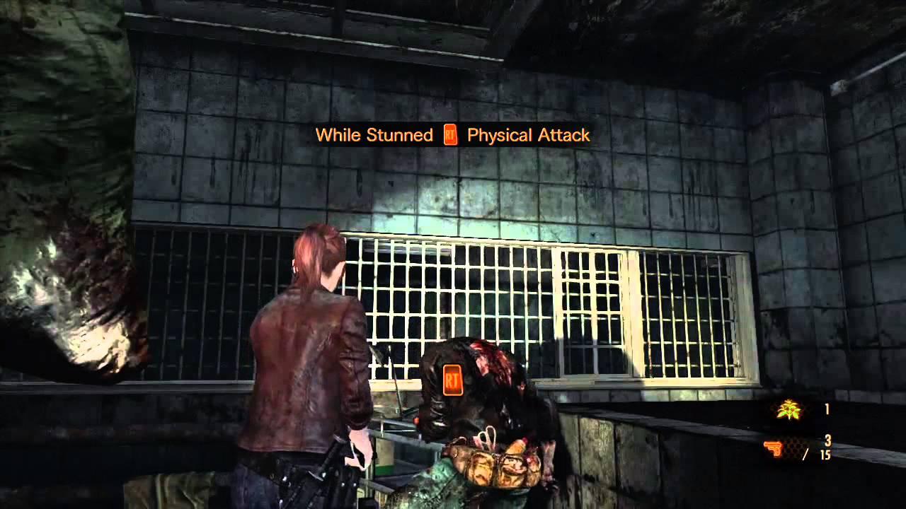 Resident Evil Revelations 2 XBOX 360 Demo Gameplay. - YouTube