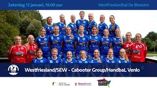 Westfriesland/SEW DS1 - Cabooter Group/HandbaL Venlo DS1 (12-01-2019)