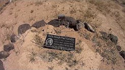 DISCOVERED:  TWO UNRECORDED ARIZONA PIONEER GRAVEYARDS NEAR GILA BEND