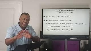 December 2, 2020 Wednesday Night Bible Study