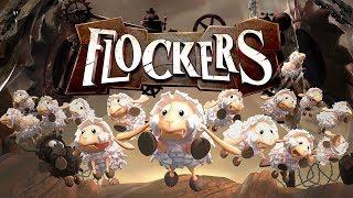 FLOCKERS: #001 - Schafe?! - Let's Play Flockers Deutsch / German