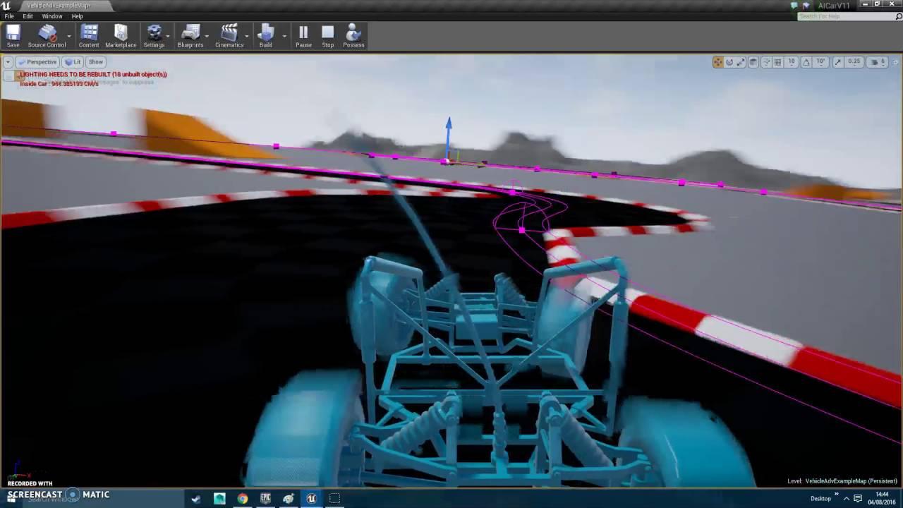 ai racing game
